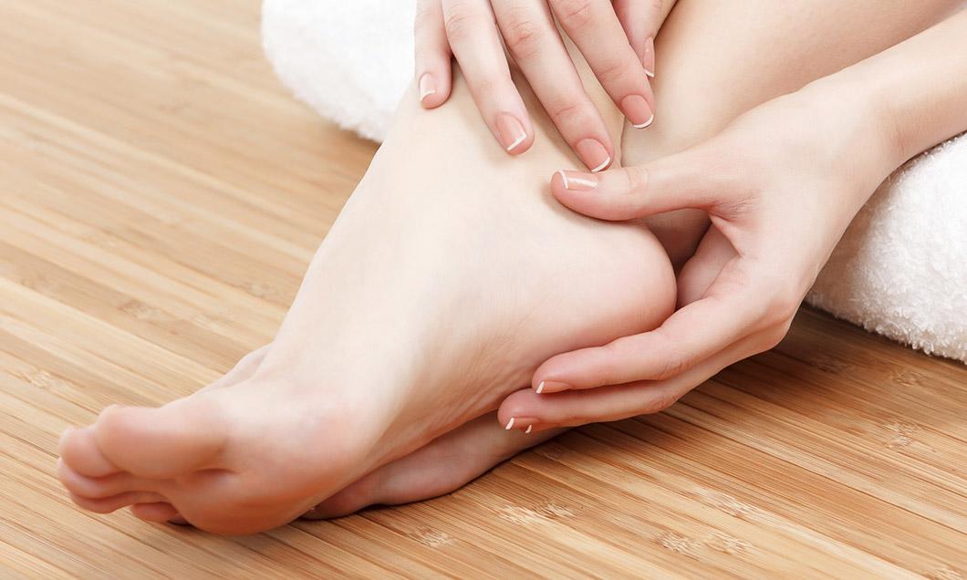Paraffin Foot